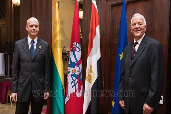 سفارة ليتوانيا بالقاهرة