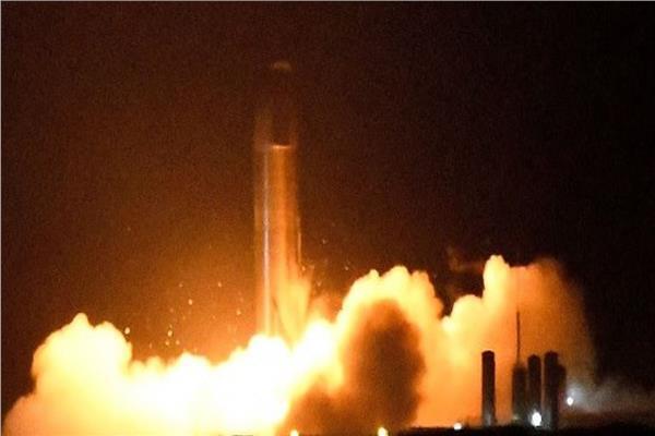 صورة «سبيس إكس» ترسل صاروخ «فالكون 9» في رحلته السابعة للفضاء | فيديو