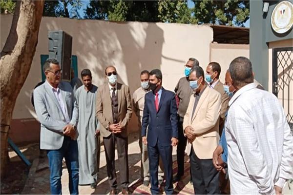افتتاح المركز التكنولوجي التمويني بمحافظة الأقصر