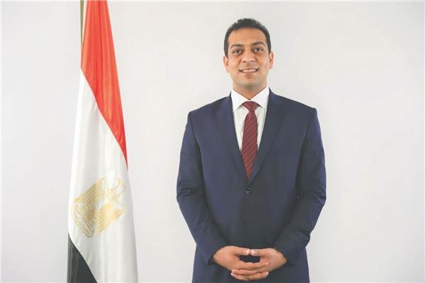 حازم عمر، نائب محافظ قنا