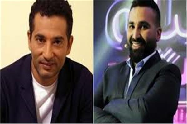 احمد سعد وعمرو سعد