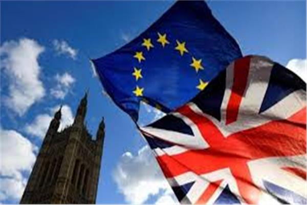 علما المملكة المتحدة والاتحاد الأوروبي فى لندن