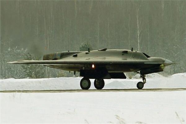 المقاتلة الروسية الأولى