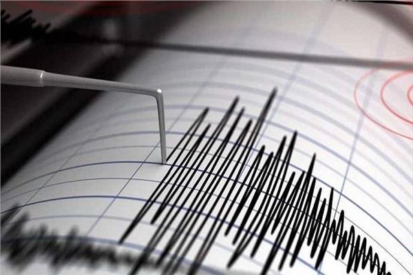 زلزال - صورة موضوعية