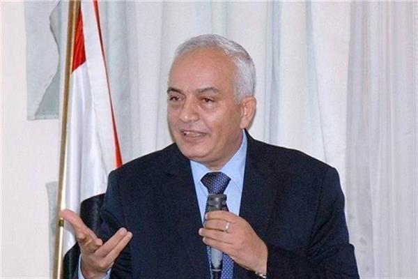 الدكتور رضا حجازي   نائب وزير التربية والتعليم والتعليم الفني