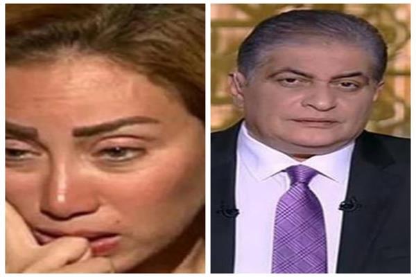 أسامة كمال وريهام سعيد