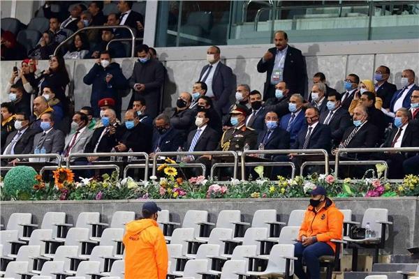مجلس إدارة اللجنة الأولمبية المصرية