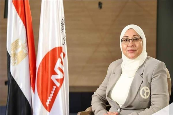 جيهان عبد نائب محافظ القاهرة