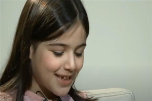 """الطفلة ريم عبدالقادر بطلة مسلسل """"ما وراء الطبيعة"""""""
