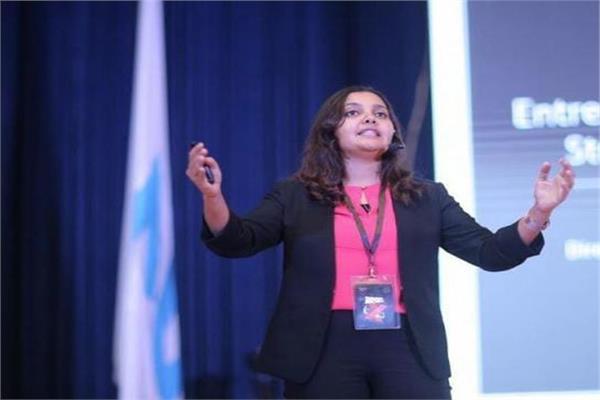 الدكتورة هبة لبيب المدير التنفيذي لمبادرة رواد النيل