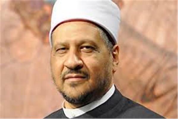 الدكتور مجدي عاشور المستشار العلمي لمفتي الجمهورية
