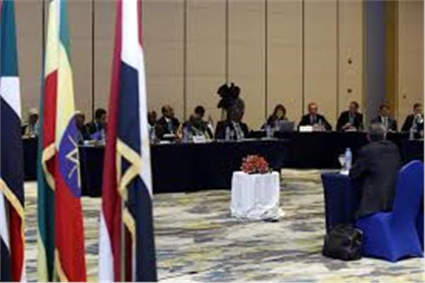 مفاوضات سابقة حول سد النهضة