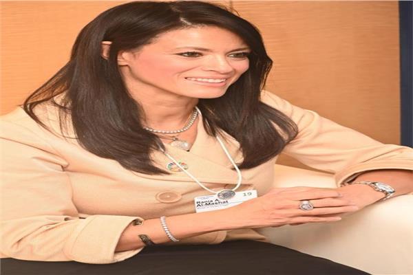 وزيرة التعاون الدولي د. رانيا المشاط