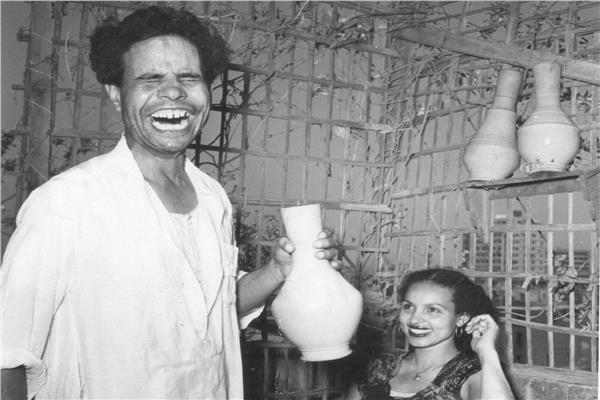 الفنان الراحل عمر الجيزاوي - أرشيفية