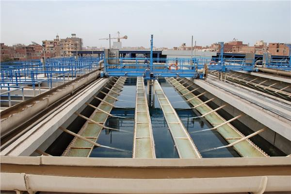 محطة المياه الكبرى