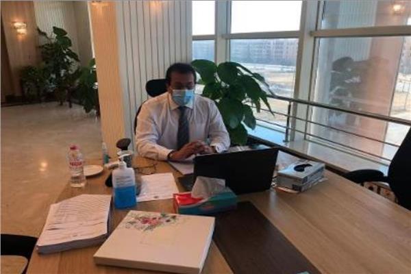 الدكتور خالد عبد الغفار وزير التعليم العالى والبحث العلمي