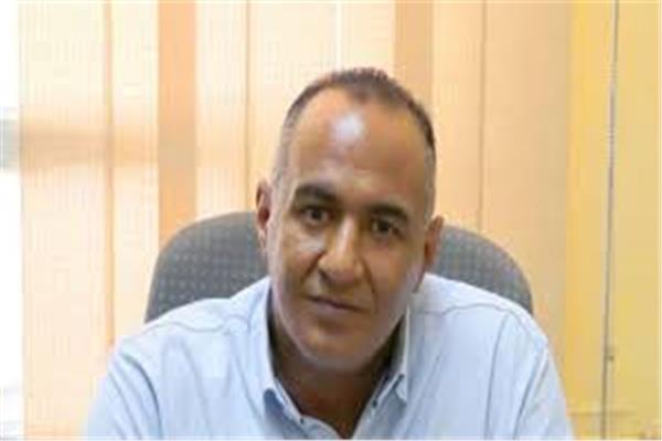 الدكتور أبو بكر القاضي، أمين صندوق النقابة العامة للأطباء