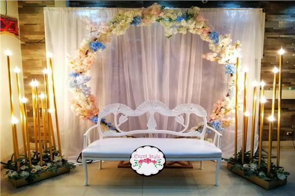 بيت العروسة قاعة أفراح