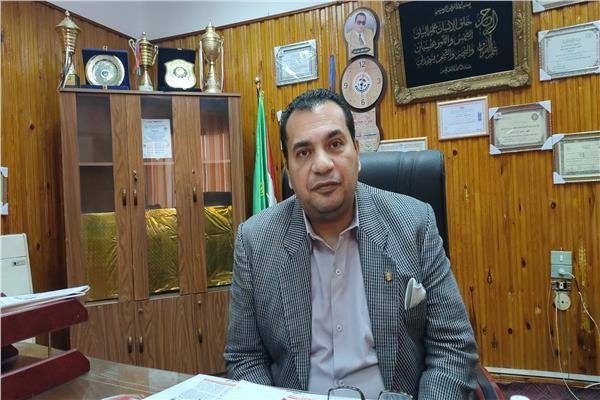 د. سمير كرم وكيل وزارة الشباب والرياضه بالمنوفية
