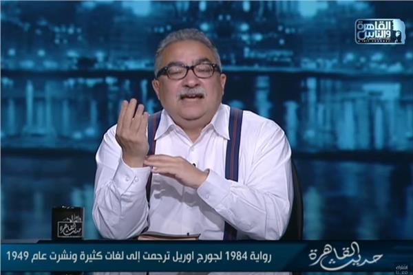 الإعلامى إبراهيم عيسى