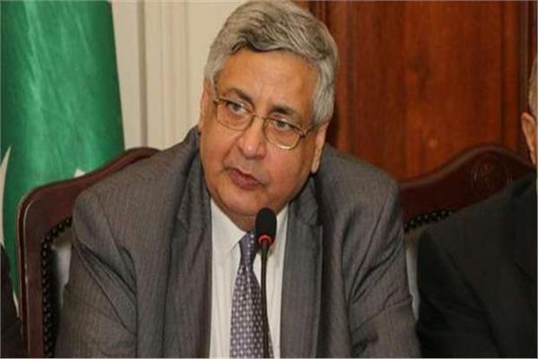 الدكتور محمد عوض تاج الدين ، مستشار رئيس الجمهورية للشئون الصحية