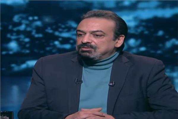 الدكتور حسام عبدالغفار،أمين عام المستشفيات الجامعية
