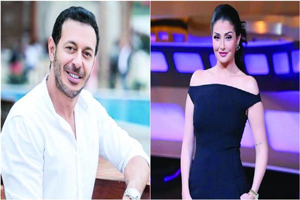 غادة عبد الرازق و مصطفى شعبان