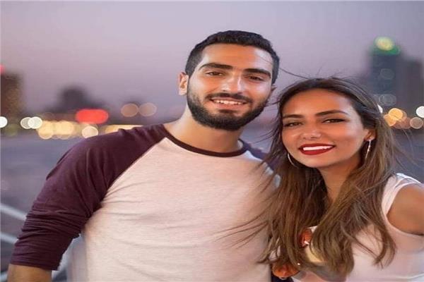 سارة الطباخ ومحمد الشرنوبي