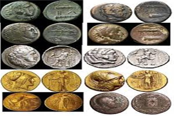 أقدم العملات المعدنية في العالم