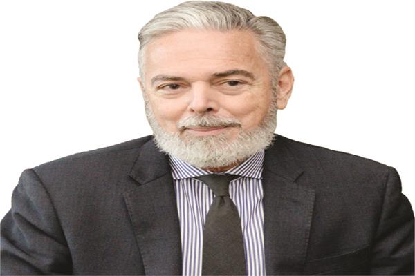 أنطونيو باتريوتا وزير خارجية البرازيل الأسبق وسفيرها الحالى بالقاهرة