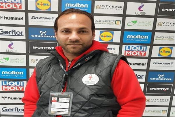 الكابتن محمود ابراهيم كاتونجا لاعب كره اليد الاسبق
