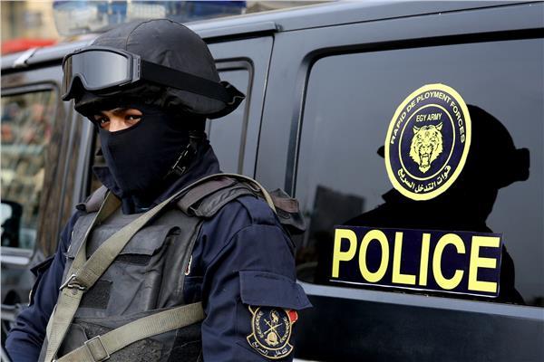 قوات الشرطة - أرشيفية