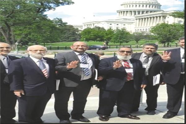 ثورة ٢٥ يناير  الاستقواء بالخارج.. تخابر مع حماس وعمالة مع تركيا