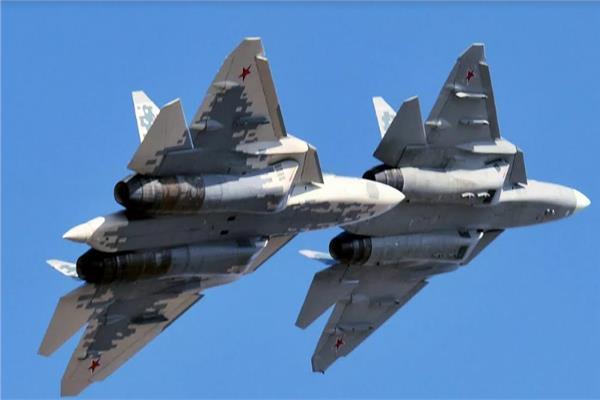 روسيا: نقل أول مقاتلة من الجيل الخامس للمنطقة العسكرية الجنوبية