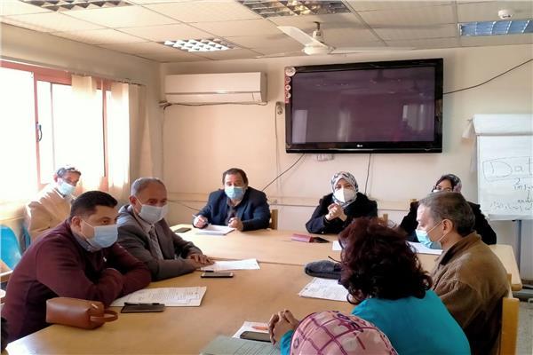 صحة سوهاج تشكل لجنة لصرف العلاج