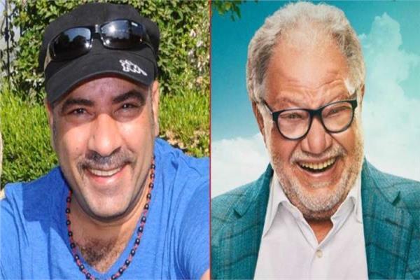 يحي الفخراني ومحمد سعد