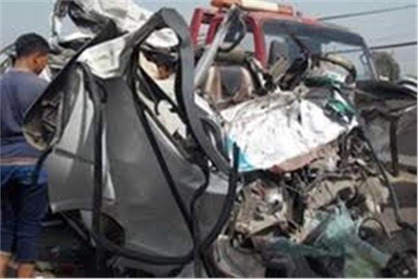 حادث بني سويف الصحراوي
