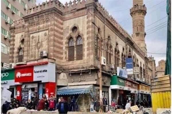 مسجد الملك الصالح نجم الدين أيوب