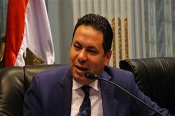 النائب هشام الحصرى رئيس لجنة الزراعة بمجلس النواب