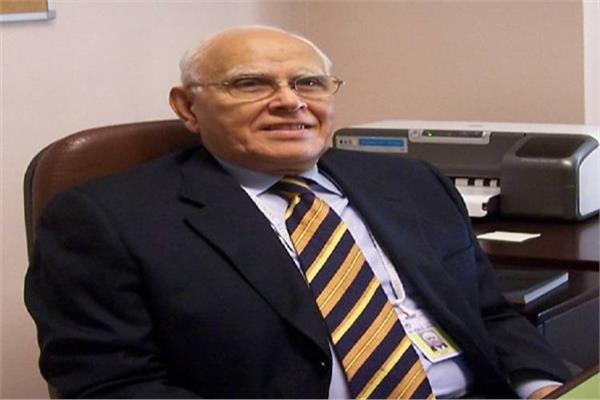 السفير منير زهران - رئيس المجلس المصري للشئون الخارجية