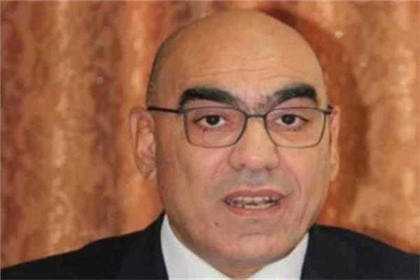 المهندس هشام نصر رئيس الاتحاد المصري لكرة اليد