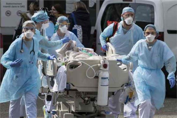 أكثر 10 دول تضررا بانتشار فيروس كورونا