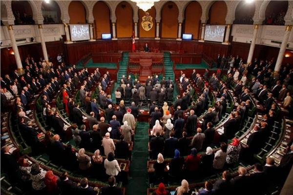 محيط البرلمان التونسي