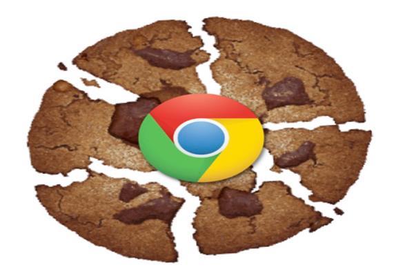 جوجل وكروم وملفات تعريف الارتباط