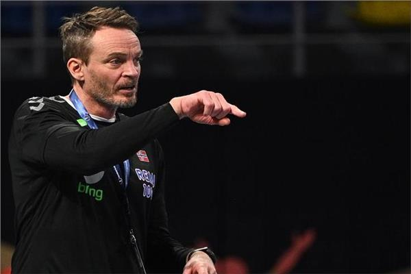 كريستيان بيرج المدير الفني لمنتخب النرويج لكرة اليد