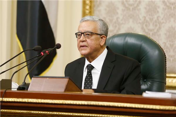 الدكتور حنفي جبالي رئيس مجلس النواب