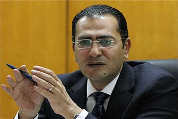 ايمن حسام الدين رئيس جهاز حماية المستهلك