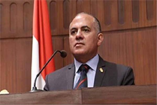 الدكتور محمد عبد العاطي وزير الموارد المائية والرى