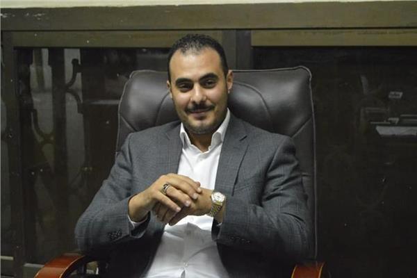 أحمد الباشا إدريس عضو مجلس إدارة الغرفة التجارية بالقاهرة
