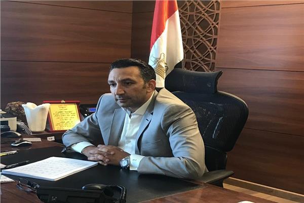 الدكتور محمد عبد العال المشرف العام على الوحدة الإقليميه
